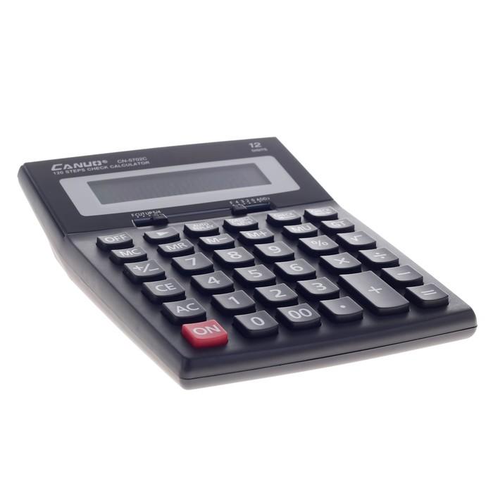 Калькулятор настольный, 12-разрядный, CN-5702C - фото 504888475