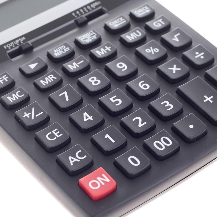 Калькулятор настольный, 12-разрядный, CN-5702C - фото 504888476