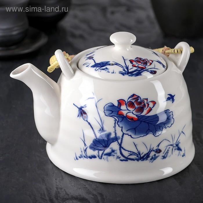 "Чайник заварочный ""Контраст"" с ситом 19х14,5х12 см"
