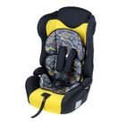 "Car seat-booster Multi, group 1-2-3, color yellow/black ""speed Formula"""