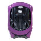 Автокресло-бустер Multi, группа 1-2-3, цвет фиолетовый «Париж» - фото 891926