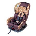 Support car seat, group 0+/1, color brown Giraffe