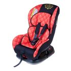Support car seat, group 0+/1/red VIP black