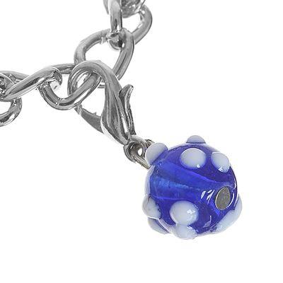 "Шармик ""Оберег"" шарик, цвет синий"