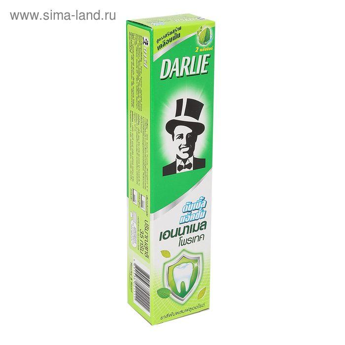 "Зубная паста Darlie Double Action Enamel ""Защита и укрепление эмали"", 35 г"