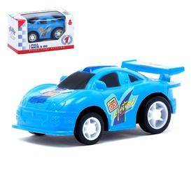 Машина инерционная 'Скорость', цвета МИКС Ош