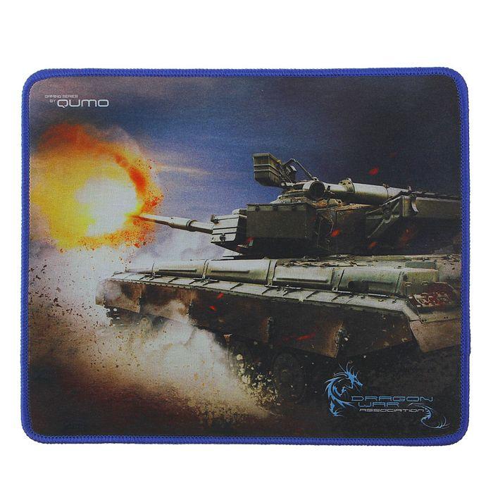 Коврик для мыши Dragon War Tank, 280х230х3 мм