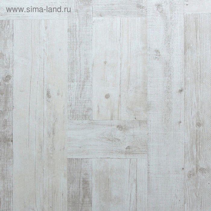 Ламинат Tarkett LAMIN'ART, пэчворк светлый, 32 класс, 8 мм