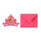 """Приглашения """"Принцессы"""" (набор 6 шт) / Princess Dreaming"""