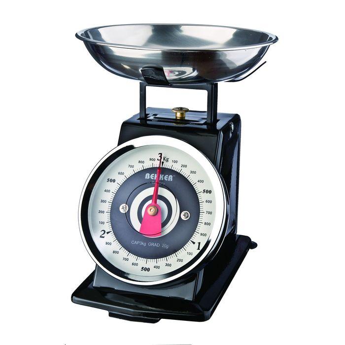 Кухонные весы 3кг. Bekker