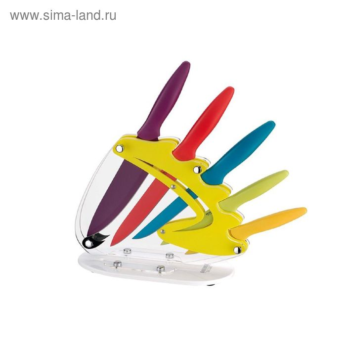 Набор ножей, 6 предметов Bekker