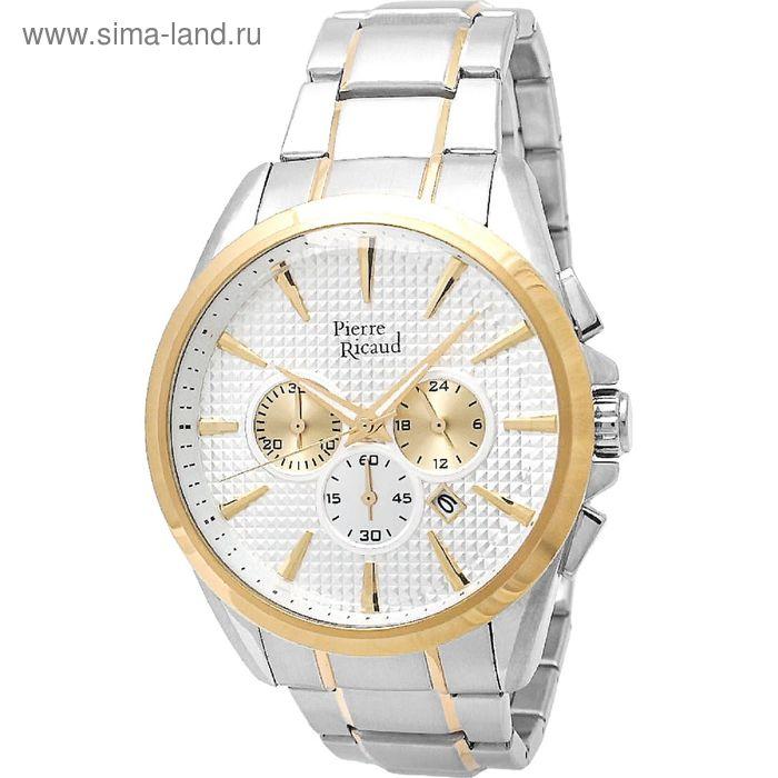 Часы наручные мужские Pierre Ricaud P60017.2113CH