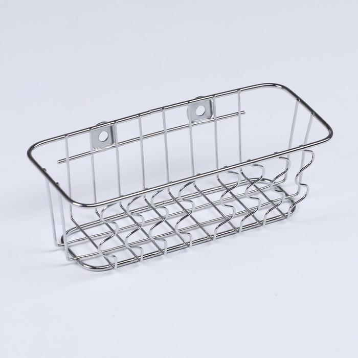 Basket on the suction cups