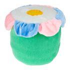 Мягкая игрушка «Пуфик «Цветок», цвета МИКС