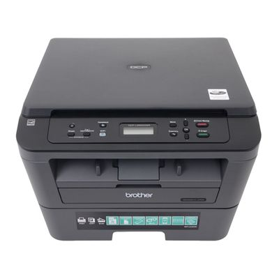 МФУ, лазерная черно-белая печать Brother DCP-L2520DWR, А4, Duplex, WiFi