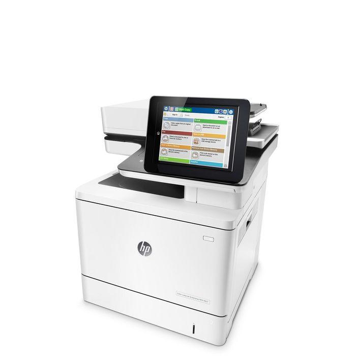 МФУ, лазерная цветная печать HP Color LaserJet Enterprise M577dn (B5L46A), А4, Duplex
