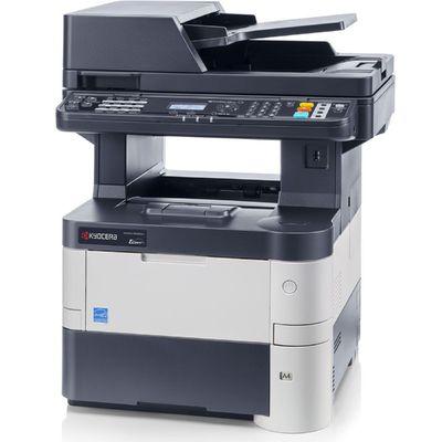 МФУ, лазерная черно-белая печать Kyocera Ecosys M3040dn, А4, Duplex