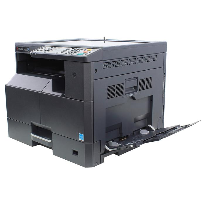 МФУ, лазерная черно-белая печать Kyocera TASKalfa 1800, А3