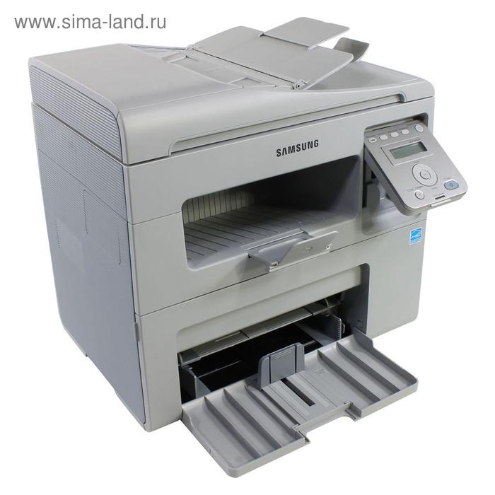 МФУ, лазерная черно-белая печать Samsung SCX-4650N, А4