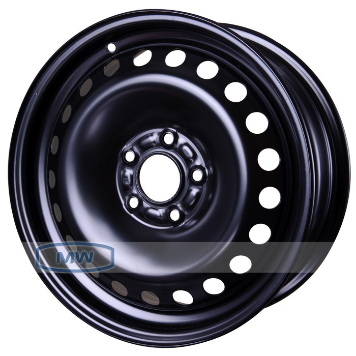 Диск Magnetto (16009 AM) 6,5Jx16 5x108 ET50 d63,3 Black Ford Focus III