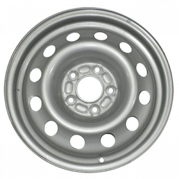 Диск MEFRO VO617001 7x17 5x120 ЕТ55 d65,1 сильвер (Volkswagen Т5 Multivan)