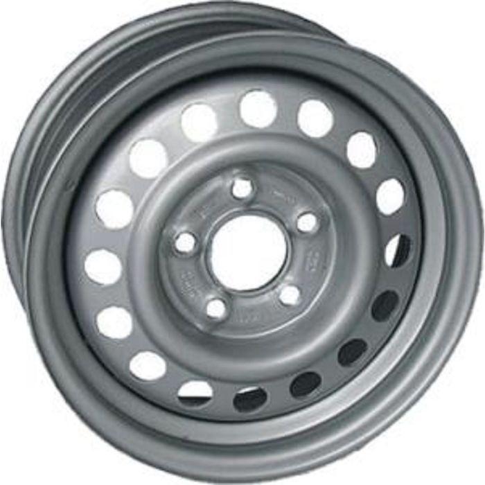 Диск штампованный Ningbo LT1202 6x15 5x105 ЕТ39 d56,6 сильвер (Opel/Chevrolet)