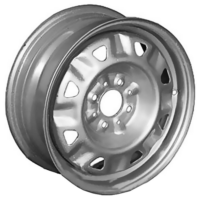 Диск ГАЗ ВАЗ-2108-15 5x13 4x98 ЕТ35 (Колесо 5 Jx13 H2-102,3101015-10 (2108)