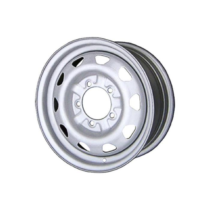Диск ГАЗ УАЗ Патриот/Хантер 6,5x16 5x139,7 ЕТ40 d108 металлик (колеса 31622-3101015-01)