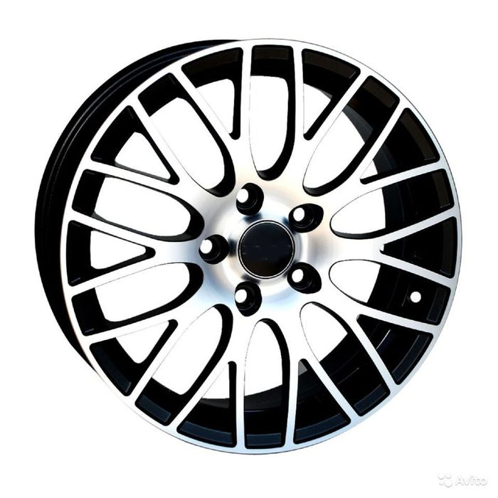 Диск литой ПРОМА GT  (87,21Ам) 6,5x16 5x114,3 ЕТ51 d67,1 алмаз матовый