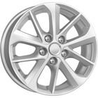 Диск КиК КС658 (Corolla E18) 6,5x16 5x114,3 ET45 d60,1 сильвер (Арт.34544)