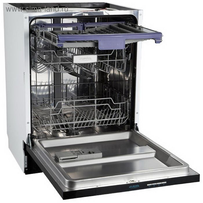 Посудомоечная машина Flavia BI 60 KASKATA Light S, класс А+, 14 комплектов, 6 программ