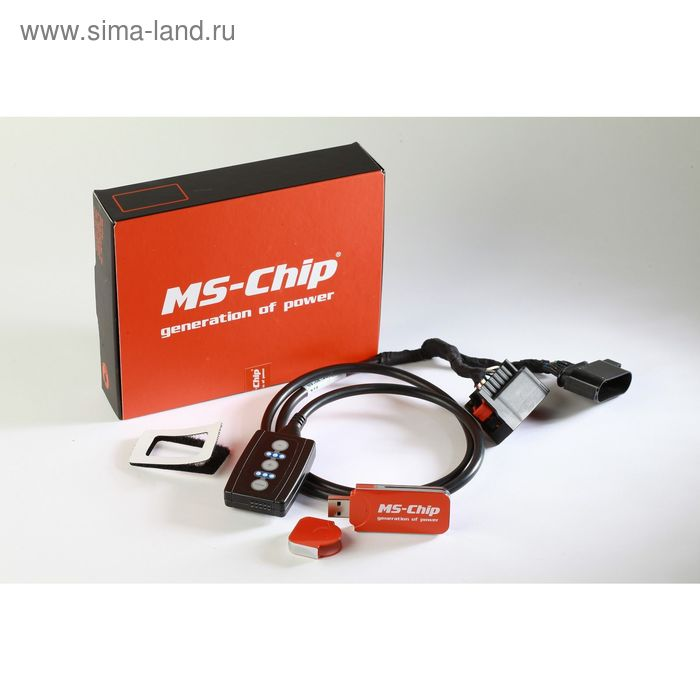 Блок увеличения мощности MS-Chip Speed Boost (Toyota 4,2 диз., 23757)