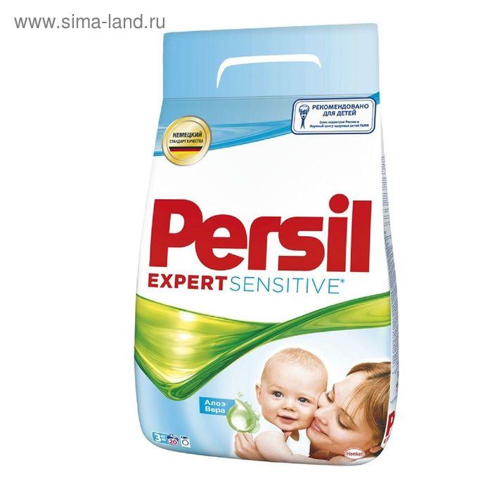 Порошок стиральный Persil Автомат  Сенсетив, 3кг