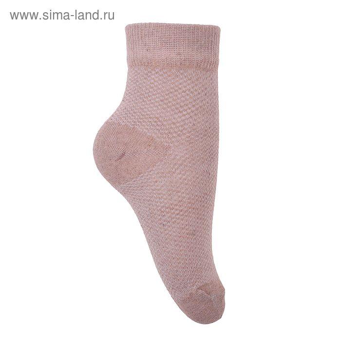 Носки детские 3с21, размер  16(14-16), цвет св.серый