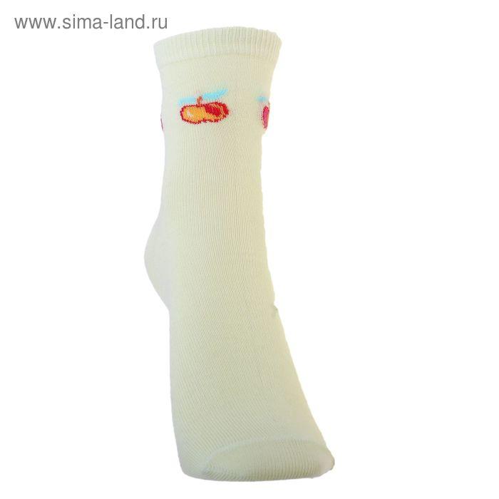 Носки детские 3с14, размер  20(18-20), цвет салатовый
