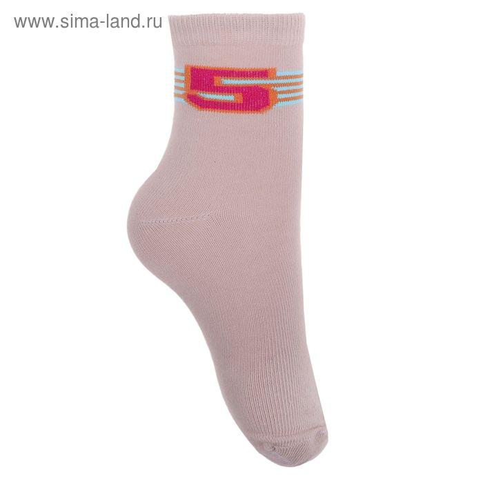 Носки детские 3с14, размер  20(18-20), цвет бежевый