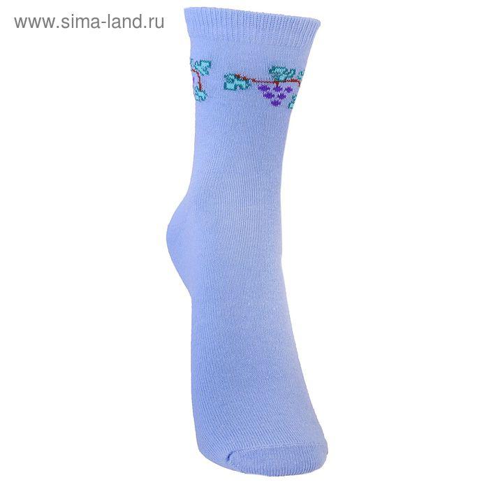 Носки детские 3с14, размер  22(20-22), цвет голубой