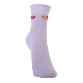 Носки детские, размер 22(20-22), цвет серый Ош