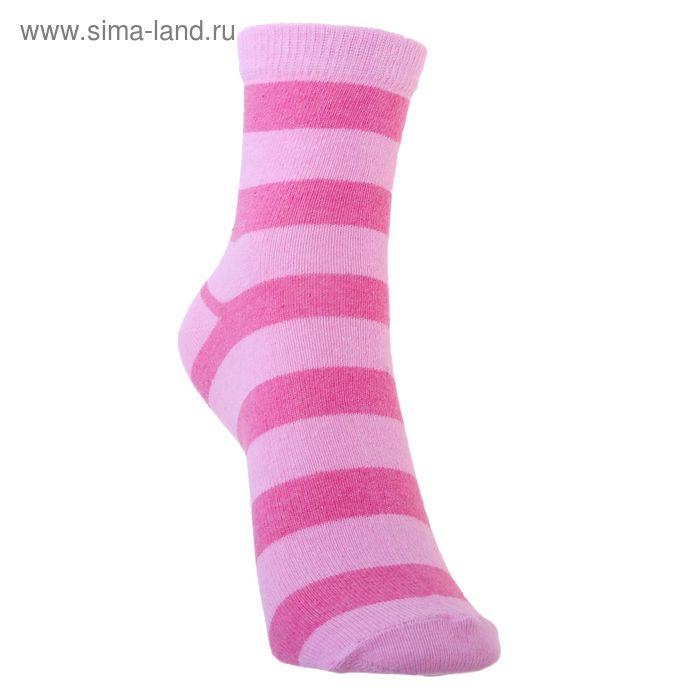 Носки детские 3с13, размер  18(16-18), цвет розовый