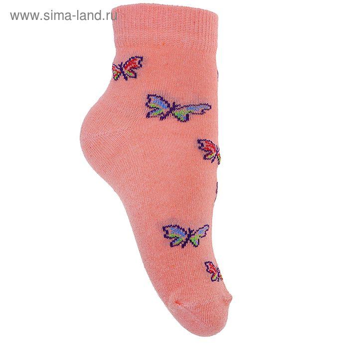 Носки детские 3с12, размер  20(18-20), цвет персиковый