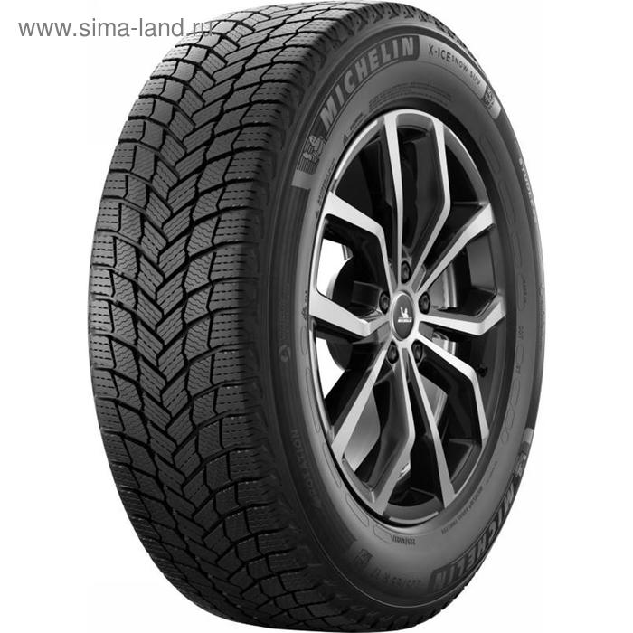 Зимняя нешипованная шина Bridgestone Blizzak DM-V1 RBT 245/65 R17 105R