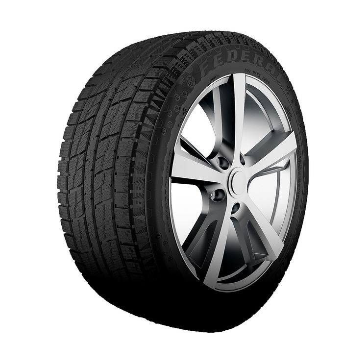 Зимняя нешипуемая шина Federal Himalaya Iceo 215/50 R17 91Q