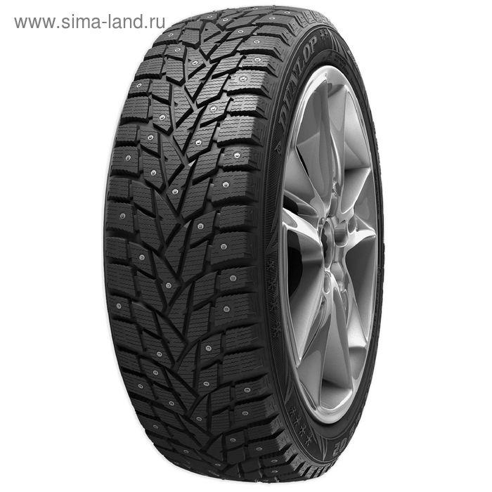 Зимняя шипованная шина Dunlop Winter Ice 02 R16 205/60 96T