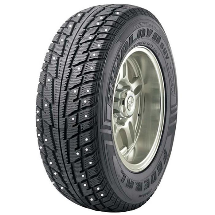 Зимняя шипованная шина Federal Himalaya SUV 285/50 R20 116T