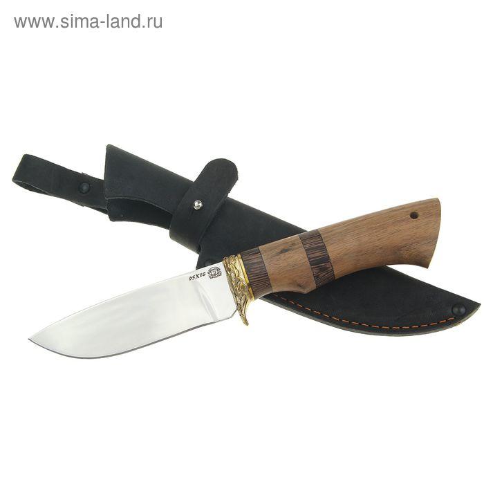 """Нож нескладной """"Соболь"""", сталь 95х18"""