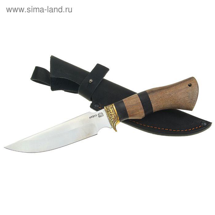 "Нож нескладной ""Турист"", сталь 65х13"