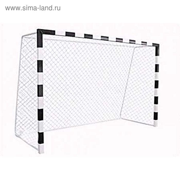 Ворота гандбольные, разборные вынос 0,5м профиль 60х60