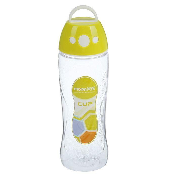 Бутылка для воды Mopn Cup, 550 мл, микс