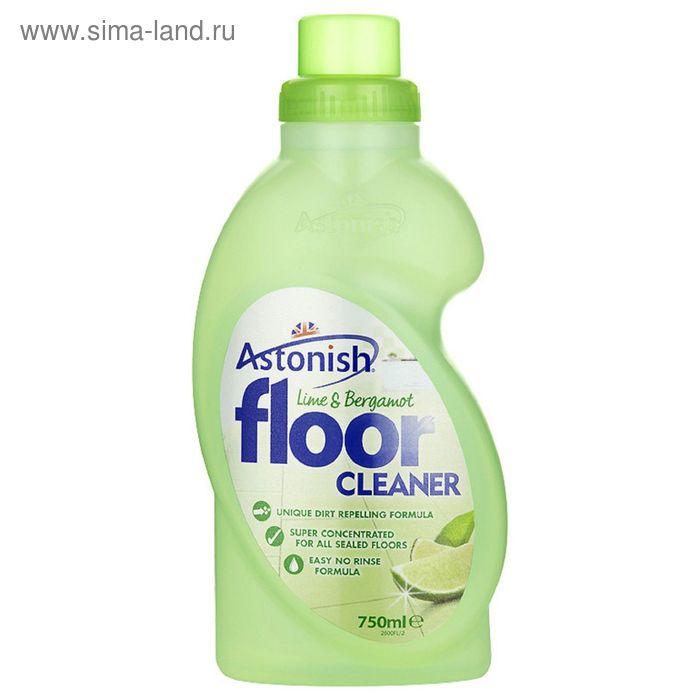 "Средство для очистки полов Astonish ""Лимон"", концентрат, 750 мл"
