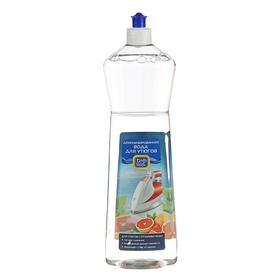 Деионизированная вода для утюгов с отпаривателем Top House «Грейпфрут», 1 л Ош